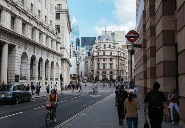 Londres cotxes